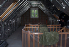 Grenier 1 : Avant - AMS Rénovation