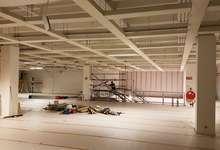 Aménagement de magasin : Avant - AMS Rénovation