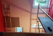 Peinture : Avant - AMS Rénovation