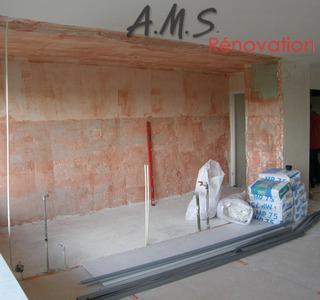AMS Rénovation - Cuisine