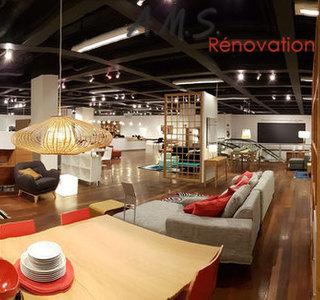 AMS Rénovation - Aménagement de magasin