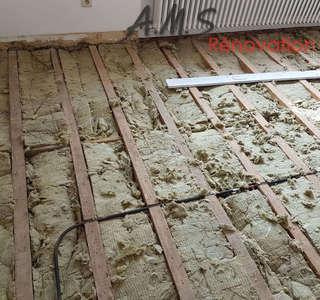 AMS Rénovation -  Parquet