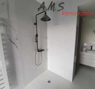 AMS Rénovation - Salle de bain