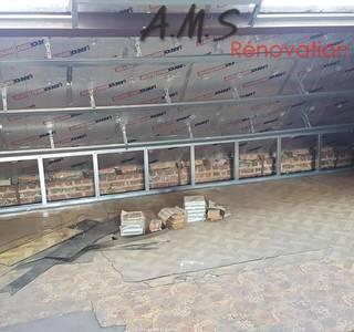 AMS Rénovation - Grenier
