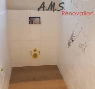 AMS Rénovation -  Carrelage