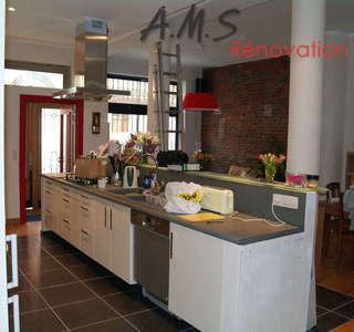AMS Rénovation - Loft
