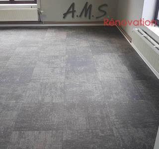 AMS Rénovation -  Revetement de sol