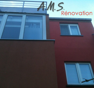 AMS Rénovation -  Façade1